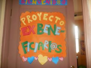 Proyecto Ex-Beneficiarias - unsere Tür steht immer offen!